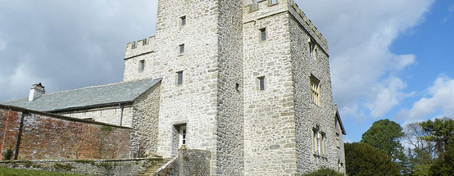 Lime Repointing, Sizergh Castle, Cumbria